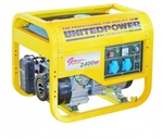 Бензиновый генератор United Power GG3500